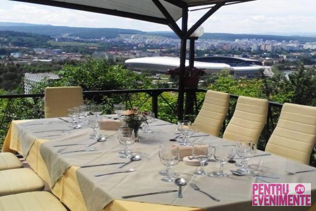 Restaurantul Panoramic Chic