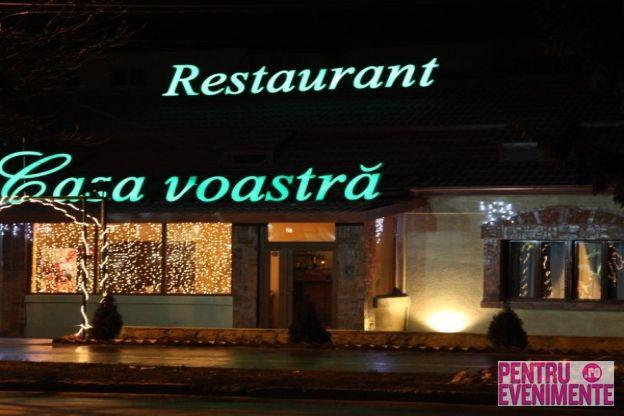 Restaurant Casa Voastra